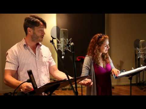 Song from THE CARDINAL Stay with Me: Jerome Moross performed  Rena Strober and Stephen Van Dorn