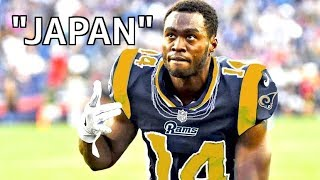 "Brandin Cooks Mix- ""Japan"" Ft. Famous Dex (RAMS HYPE!)"