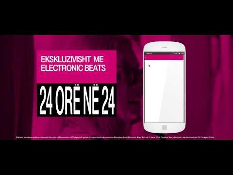 Electronic Beats Music në My Telekom