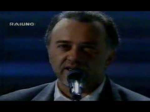 Giorgio Faletti - Signor Tenente (Sanremo 94)