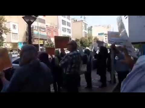 Iran: Caspian creditors demanding their stolen money returned