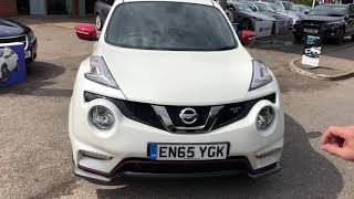 Review Of A Nissan Juke Nismo