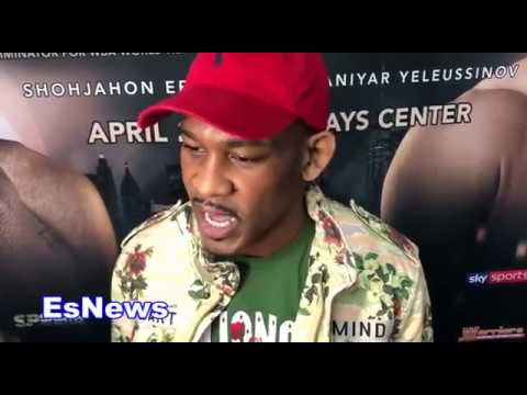 Danny  Jacobs Wants GGG Charlo Next BJS Not SO MUCH He's Been Ducking Me Forever Es Boxing