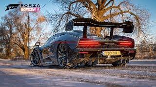 Forza Horizon 4 - E3 gameplay (4K)