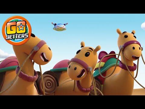 The Sahara Desert, Africa - Go Jetters Series 1 - Go Jetters