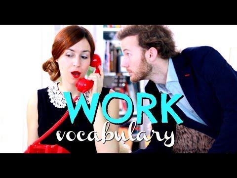 O que significa i love my job em inglês
