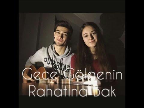 Ezgi Enes - Gece Gölgenin Rahatına Bak (Çağatay Akman /Cover)