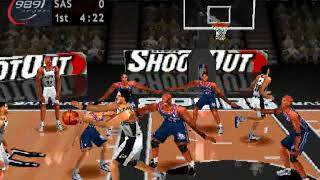 PSX: NBA Shootout 2004