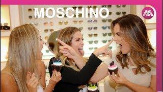 Lançamento óculos Moschino