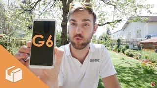 Fémes csoda   LG G6   Első lépés + Kicsomagoló videó