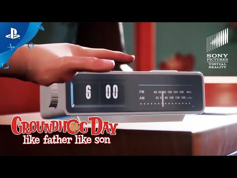 Groundhog Day: Like Father Like Son | Final Launch Trailer | PSVR