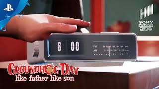 Groundhog Day: Like Father Like Son   Final Launch Trailer   PSVR