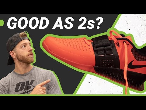 716dde6b5f7d Nike Romaleos 3 Weightlifting Shoes Review - BarBend