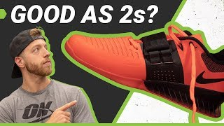 Nike Romaleos 3 Review — Most Popular Weightlifting Shoe?