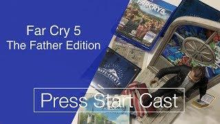Распаковка коллекционного издания Far Cry 5 (The Father Edition)