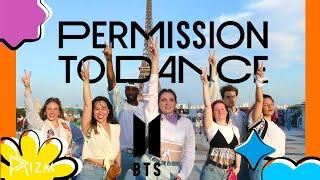 [ KPOP IN PUBLIC/Flashmob ] BTS (방탄소년단) 'Permission to Dance…