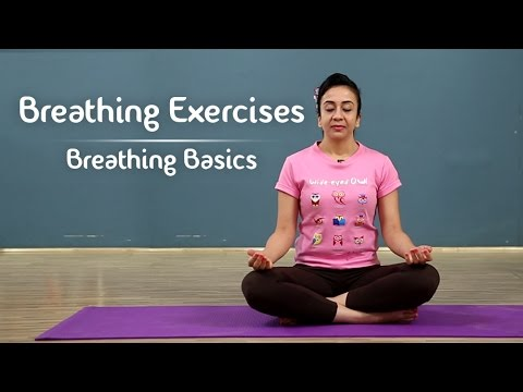 Pranayama An Introduction Breathing Basics Yoga With Aj Youtube