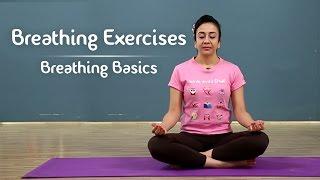 Pranayama - An Introduction | Breathing Basics | Yoga With Aj