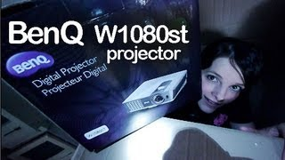 BenQ W1080ST projector review Videorama