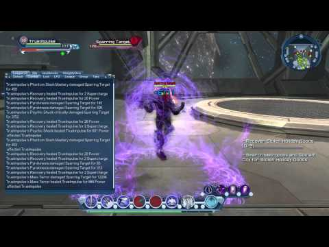 *GU 43* Mental Rotation - Any Thoughts - DCUO
