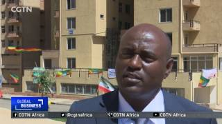CGTN : Scheme in Ethiopia Provides Affordable Housing to Urban Residents
