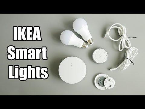 IKEA's Cheap Smart Lights | IKEA Tradfri (trådfri) Gateway Kit