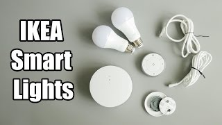 IKEA's Cheap Smart Lights | IKEA Tradfri (trådfri) Gateway Kit