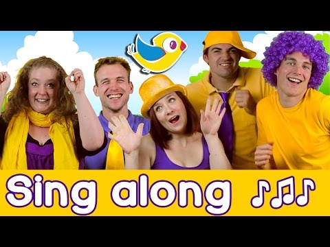 Sing Along Kids Life - Song for kids with lyrics, learn to sing