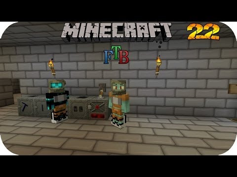 MINECRAFT TECH WORLD 2 #22 - Enderium und Induction Furnace★Let's Play★