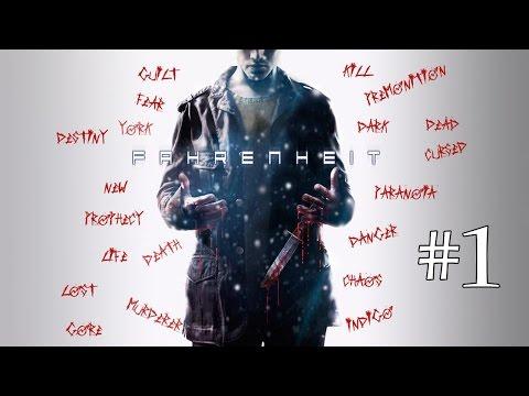 Fahrenheit Remastered HD - Le meurtre et l'enquête #1 FR