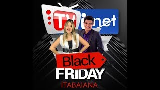 Black Friday: Focca, Genildo e Taís trazem AO VIVO as ofertas do comércio Itabaianense.