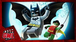 LEGO BATMAN - FILM JEU COMPLET EN FRANCAIS