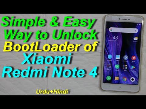 Untuk melakukan root dan flash twrp recovery pada xiaomi redmi note 4 handphone harus sudah dalam ke.