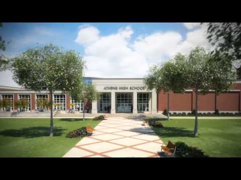 Proposed Athens High School