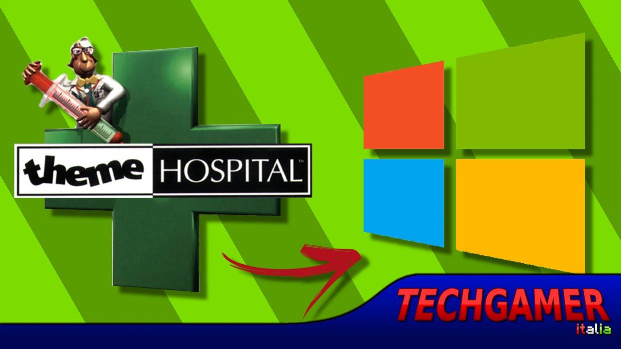 Torrent Theme Hospital Windows 7