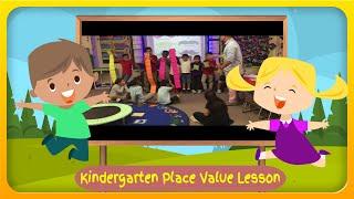 Kindergarten Place Value Lesson