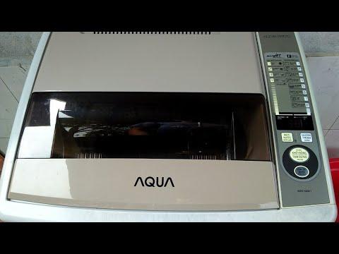 Hướng dẫn sử dụng máy dặt AQUA 8.0kg Đơn Giản Nhất