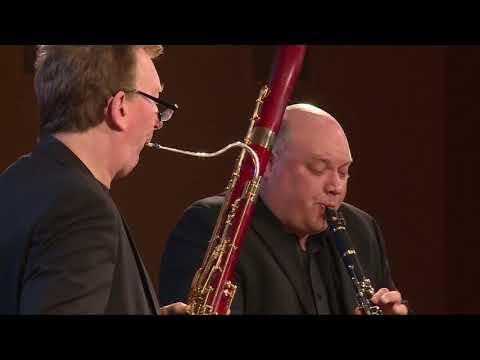 J.Ibert, Cinq Pieces en Trio: Kuljus-Lando-Baier   Forte Music Fest 2017, Almaty