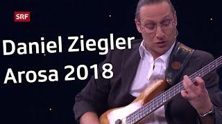 Daniel Ziegler beim Arosa Humorfestival 2018