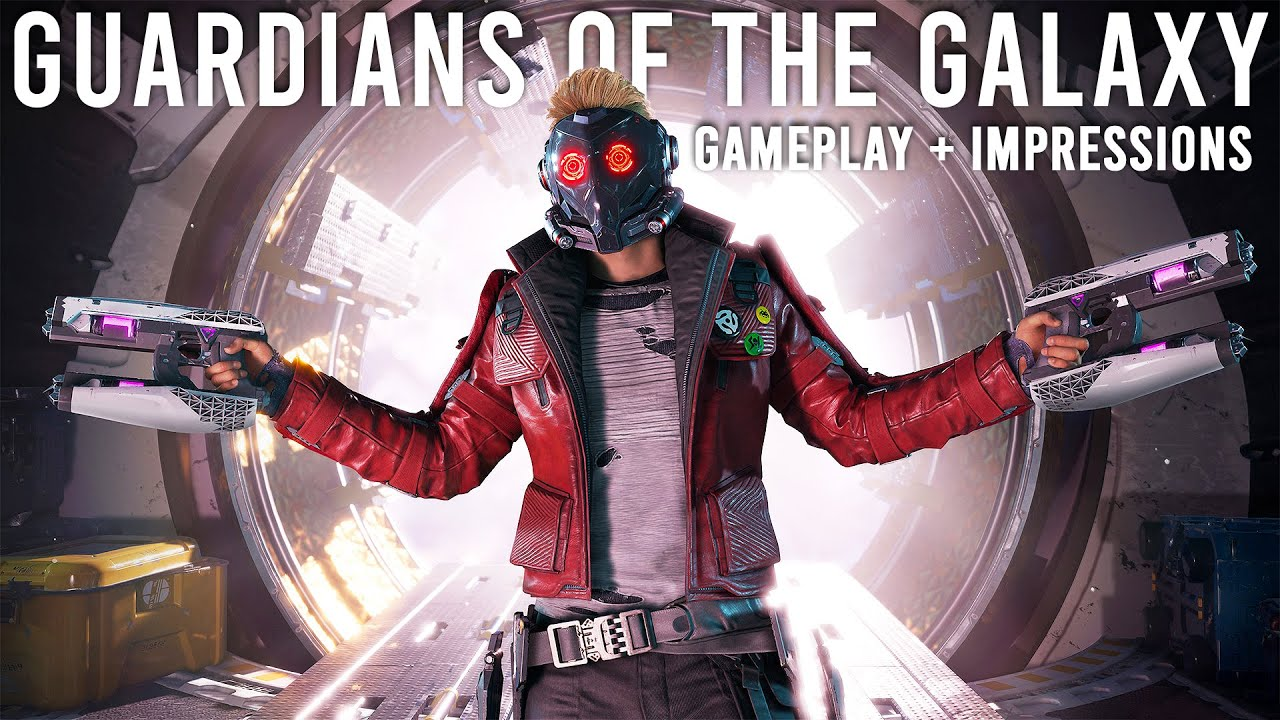 Download Guardians of the Galaxy Gameplay Walkthrough Part 1