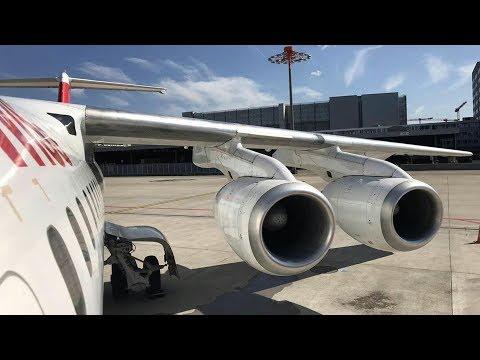 TRIPREPORT: LAST EVER SWISS AVRO FLIGHT (Business) | Part 2 | LCY - ZRH