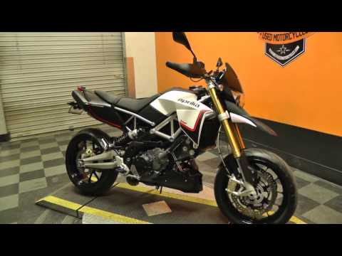 000296 - 2014 Aprilia DORSODURO 750 ABS - Used motorcycles for sale