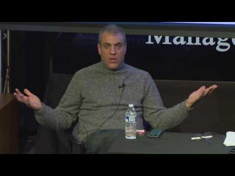 Music Management Seminar featuring PledgeMusic CEO Dominic Pandiscia