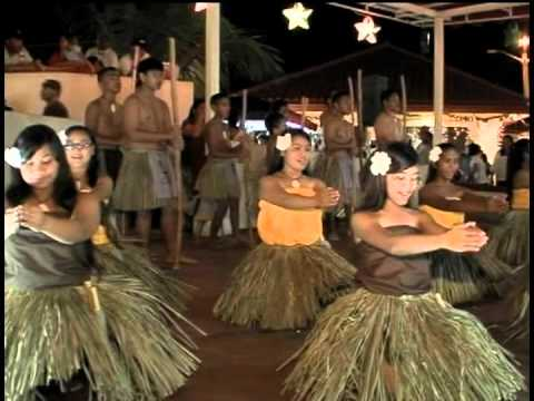CHAMORRO DANCE