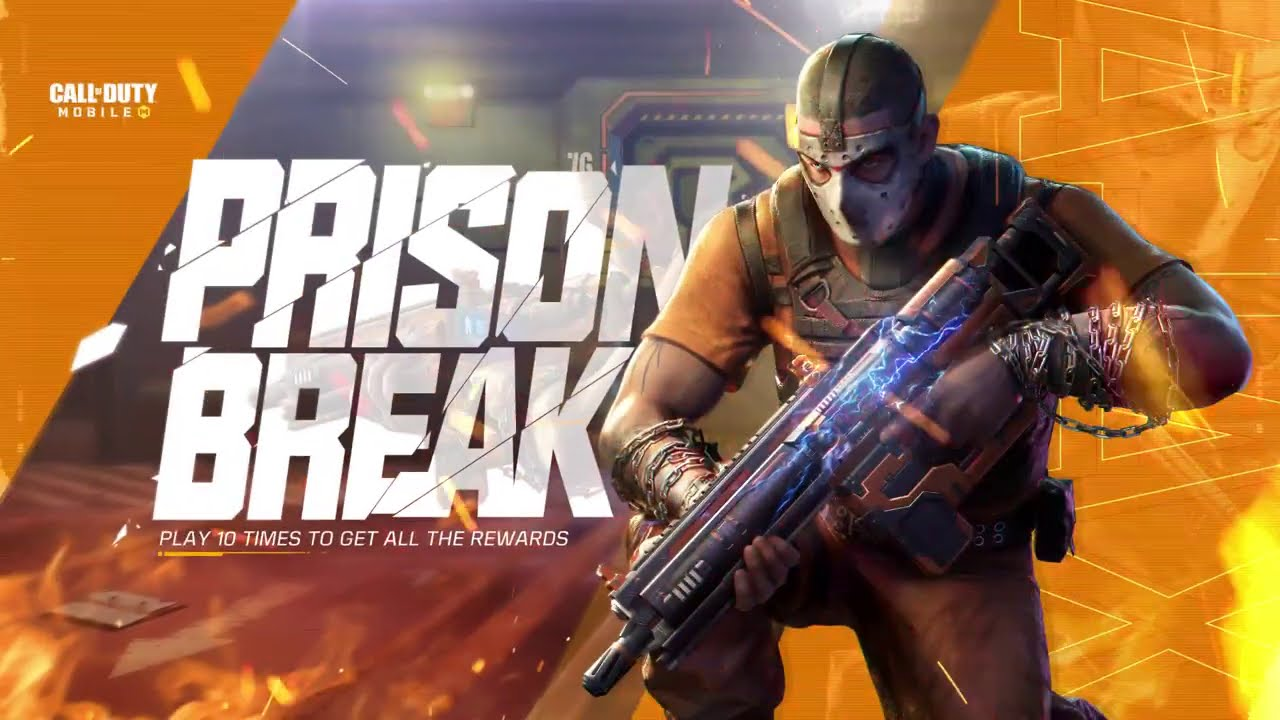 Call Of Duty Mobile Prison Break Draw Youtube