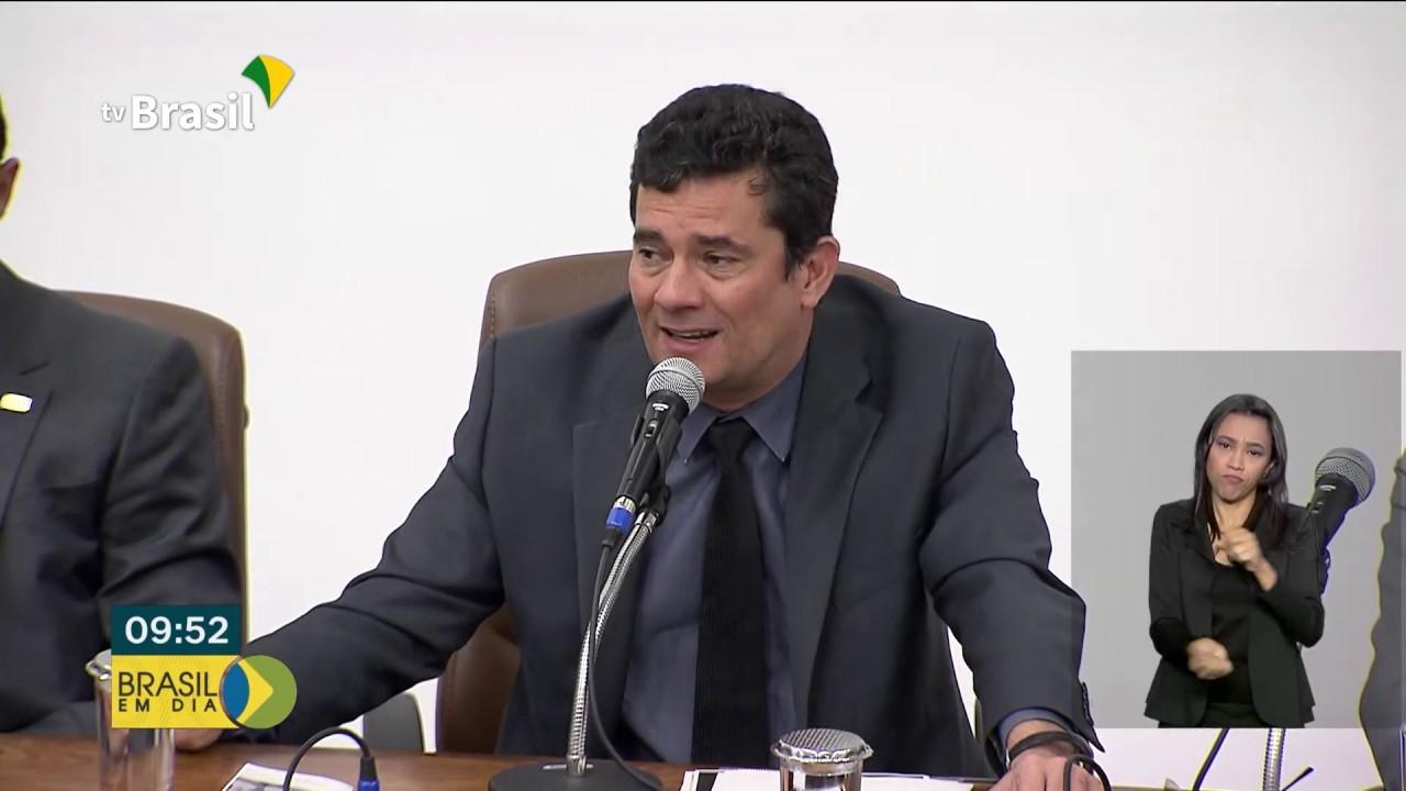 Ministro Sérgio Moro participa de Seminário sobre Combate à Corrupção