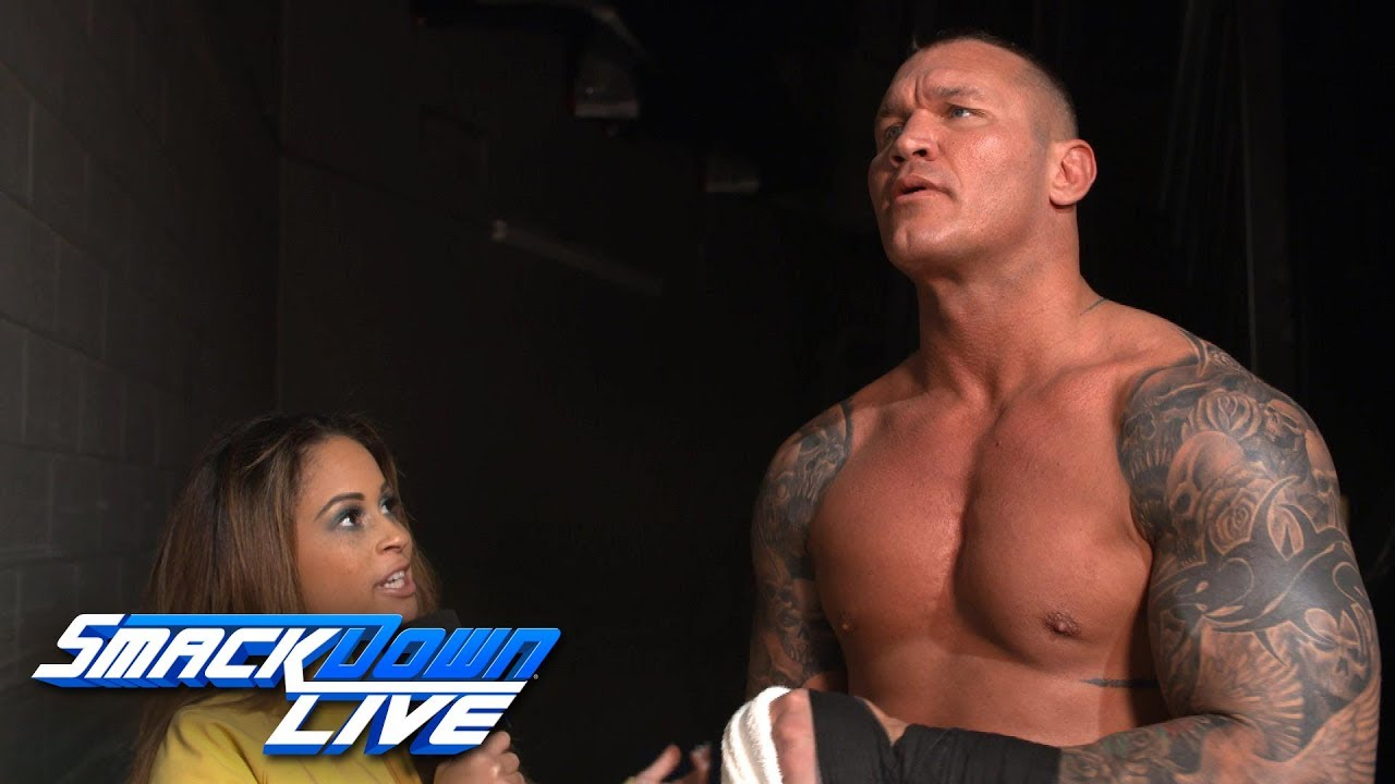 Why Orton holds all the cards heading into Elimination Chamber: SmackDown Exclusive, Feb. 12, 2019