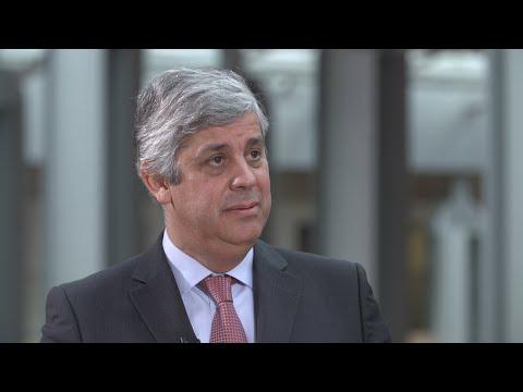 euronews (en français): Mário Centeno :