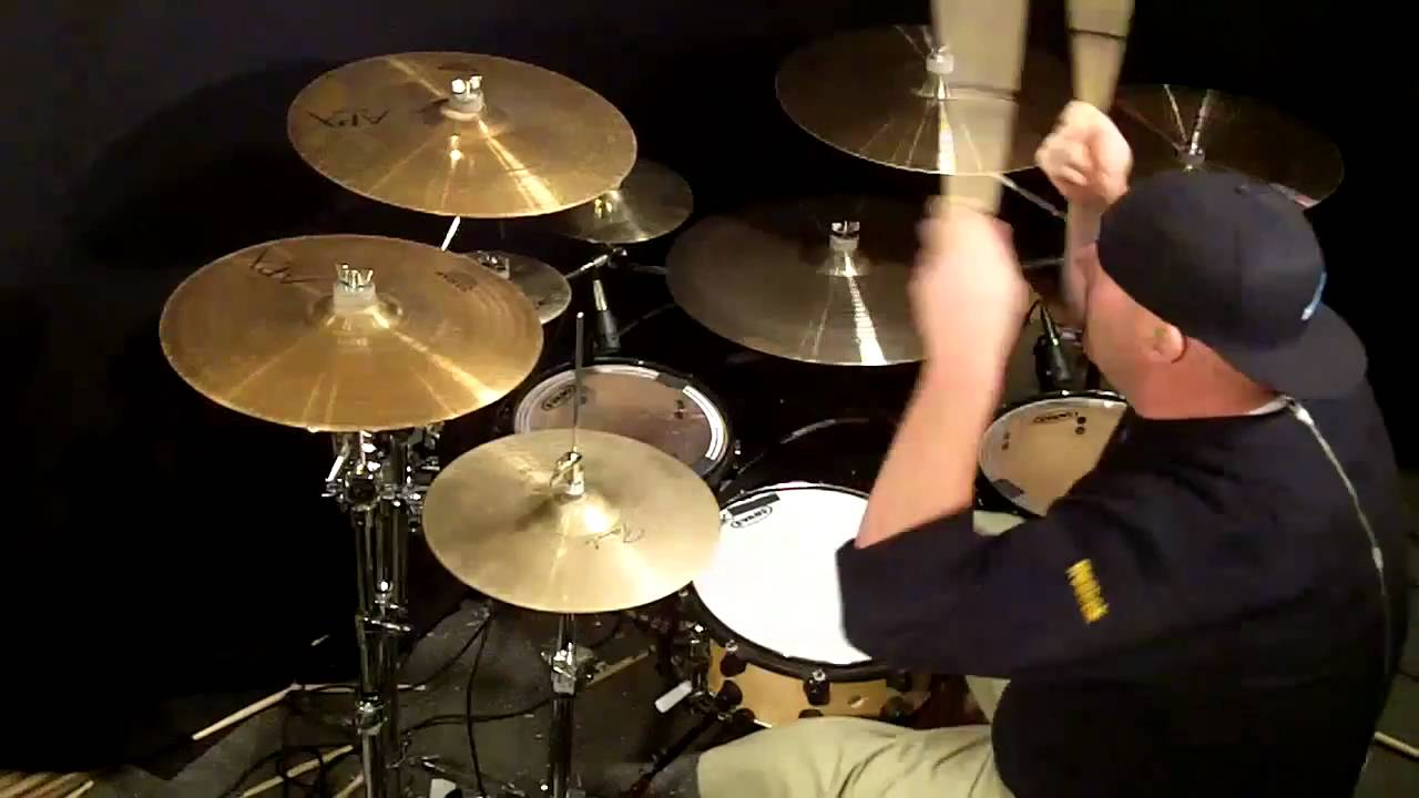 Sugarland - Wide Open [Drum Cover]