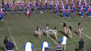 Belaire High - 2015 Baker High BOTB